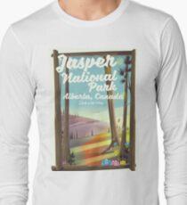 Jasper National park, Canada travel poster T-Shirt