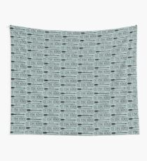 Arrow to the knee Wall Tapestry