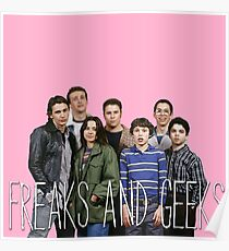 FREAKS & GEEKS | THE SQUAD. Poster