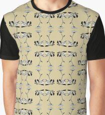 Dandelion repeat cork Graphic T-Shirt