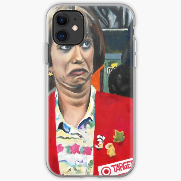 Target Lady iPhone Soft Case