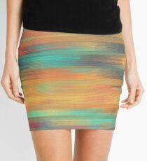 Horizontal Mini Skirt