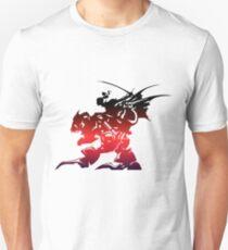 Abschließender Fantasy- Final Fantasy VI Slim Fit T-Shirt
