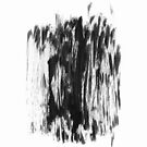 Abstract Dry Brush by meandthemoon