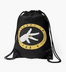 Kurupt Fm Logo Merchandise Drawstring Bag