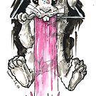 «Pink Fluid» de vanesaizquierdo