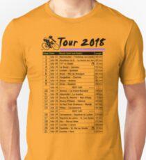 Tour de France 2018 Unisex T-Shirt