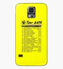 Tour de France 2018 Case/Skin for Samsung Galaxy