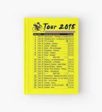 Tour de France 2018 Hardcover Journal