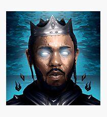 Kendrick Lamar / King Kendrick Photographic Print