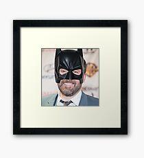 Ben Memefleck Framed Print
