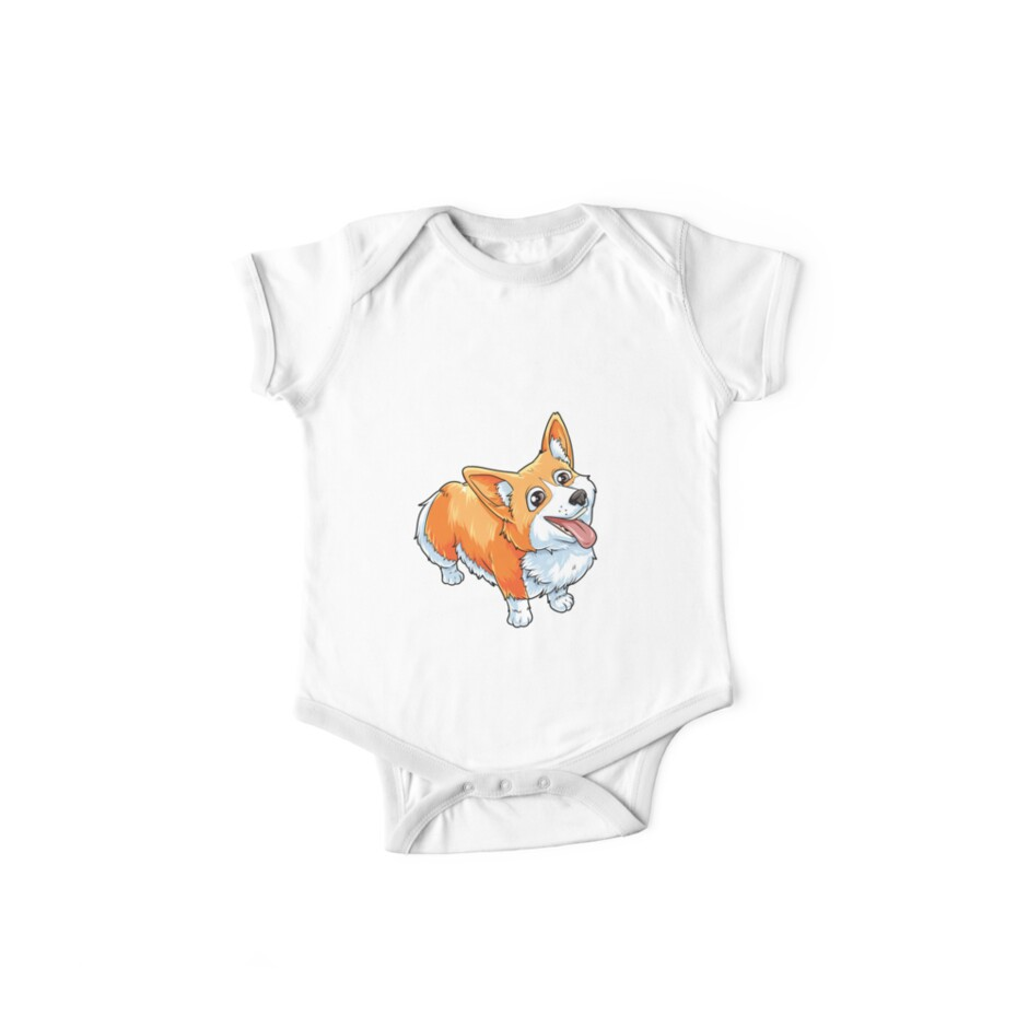 Anatomy of a Corgi T-Shirt Funny Corgis Dog Puppy Shirt\
