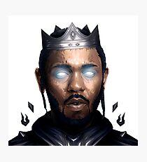 Kendrick Lamar / King Kendrick / Original Photographic Print