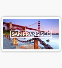 San Fransisco #2 Sticker