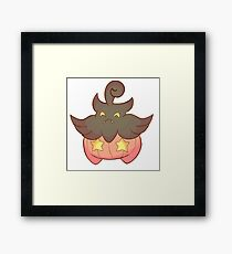 Pumpkaboo Framed Print