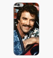 Thomas Magnum P.I iPhone Case