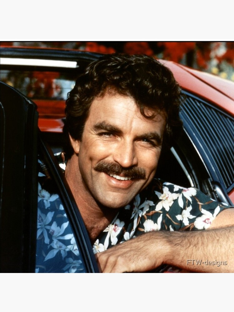 Thomas Magnum P.I by FTW-designs