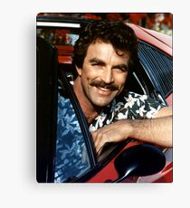 Thomas Magnum P.I Canvas Print