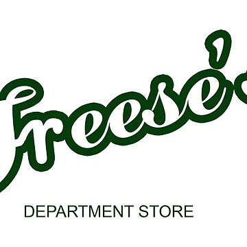 Freese's Department Store I.T. 2017 - Green by w855173w