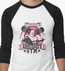 Strong Arm Gym Men's Baseball ¾ T-Shirt