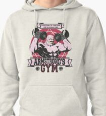 Strong Arm Gym Pullover Hoodie