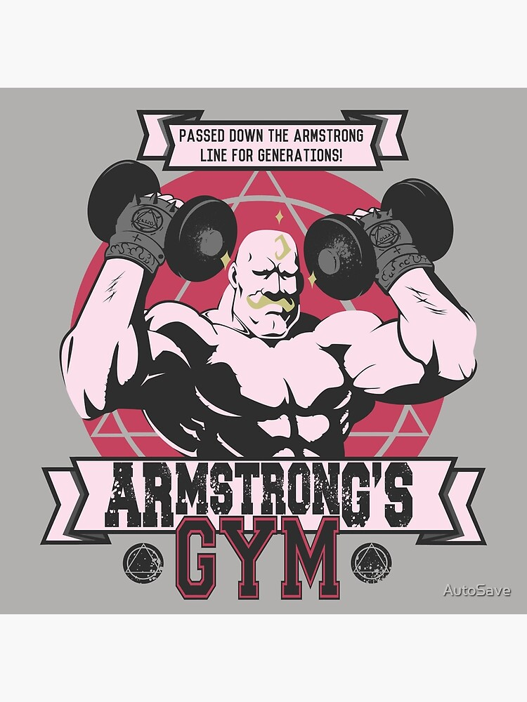 Starke Arm Gym von AutoSave
