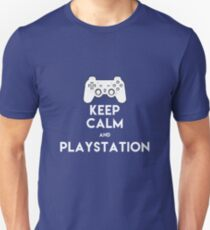 Keep Calm and Playstation T-Shirt
