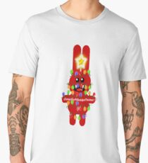 CHRISTMASRABBIT Men's Premium T-Shirt