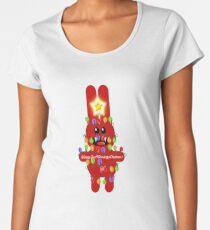 CHRISTMASRABBIT Women's Premium T-Shirt