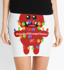 CHRISTMASRABBIT Mini Skirt