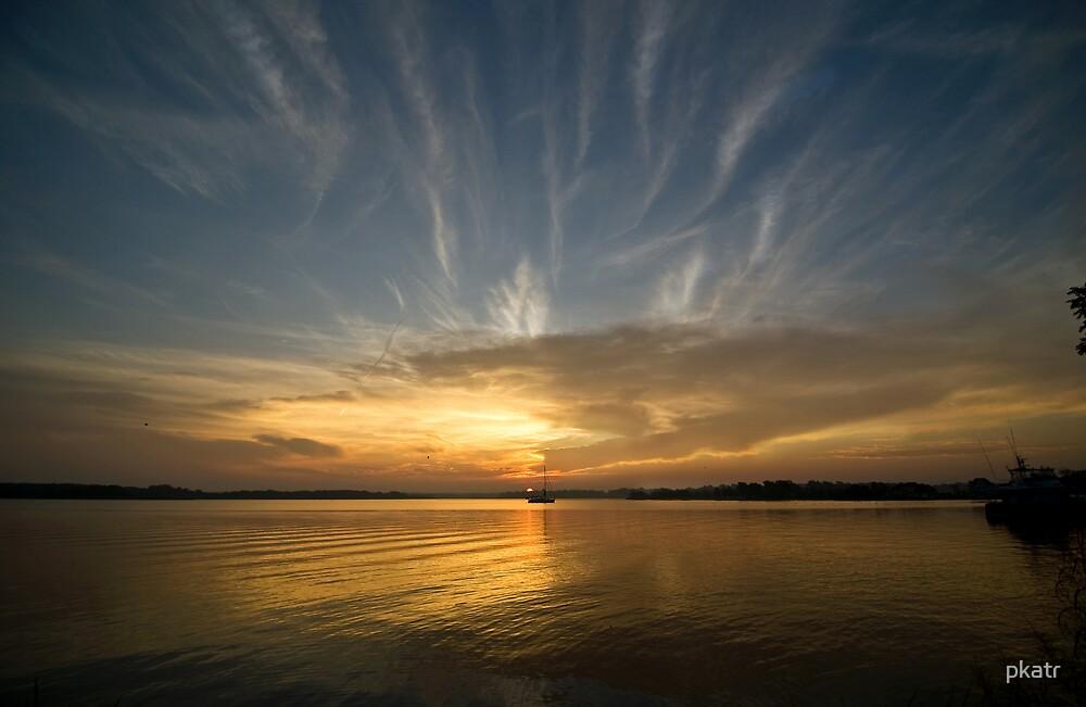 Chesapeake Sunrise by pkatr