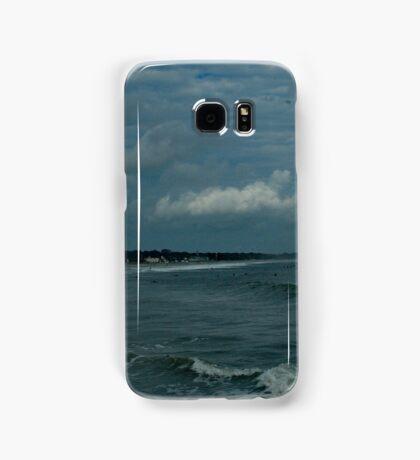 Narragansett Beach after the Storm Samsung Galaxy Case/Skin
