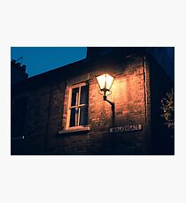WALKERGATE Night Photographic Print