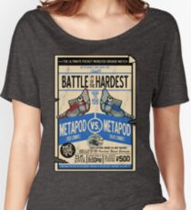 Battle of the Century Women's Relaxed Fit T-Shirt