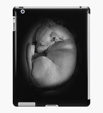 ADORABLE SLEEPING PUPPY!  iPad Case/Skin