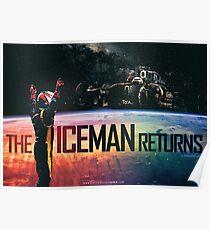 Póster The Iceman Returns Poster