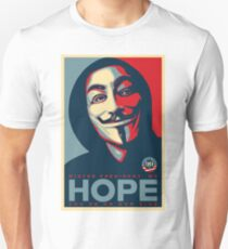 Anonymous - Hope T-Shirt