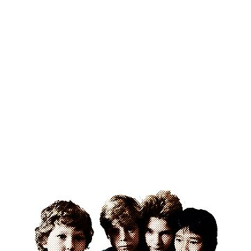 The Goonies by theerikjohnson