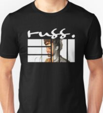 russ - against wind, against  the stones, against trespassers,  against rents, against her own mind Unisex T-Shirt