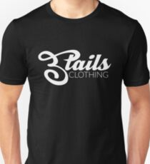 3 Tails Clothing logo T-Shirt