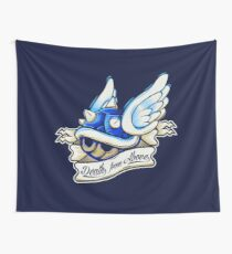 Death from Above Wall Tapestry