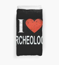 I Love Archeology Gift For ARCHEOLOGY T-Shirt Sweater Hoodie Iphone Samsung Phone Case Coffee Mug Tablet Case Duvet Cover