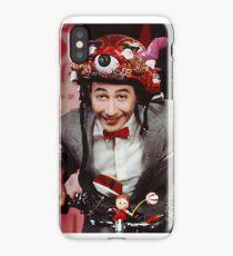 Pee Wee's Playhouse iPhone Case/Skin