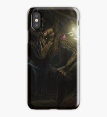 Woodland Imp Guardian Elemental  iPhone Case