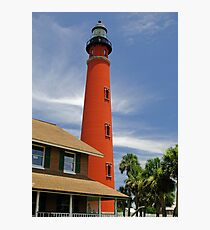 Ponce de Leon Lighthouse Photographic Print