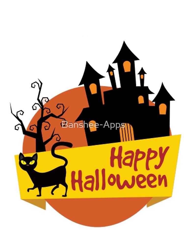 Happy Halloween! by Banshee-Apps