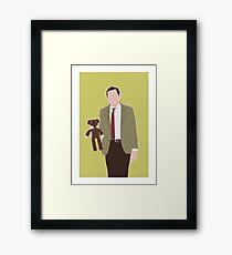 MR BEAN Framed Print