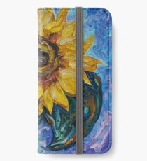 Vinilo o funda para iPhone That Sunflower From The Sunflower State de OLena Art - marca