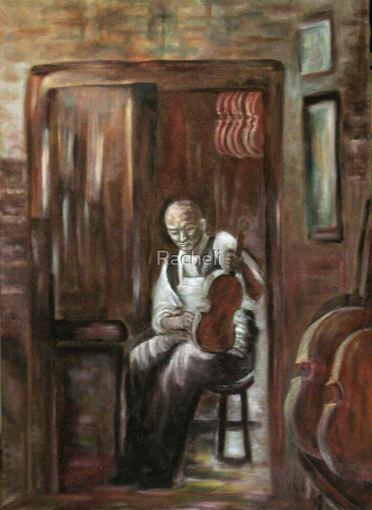 Mr. Schmidt by Racheli