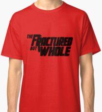 Camiseta clásica South Park Camiseta con logo dividido pero completo
